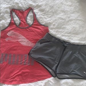 Puma Workout Set